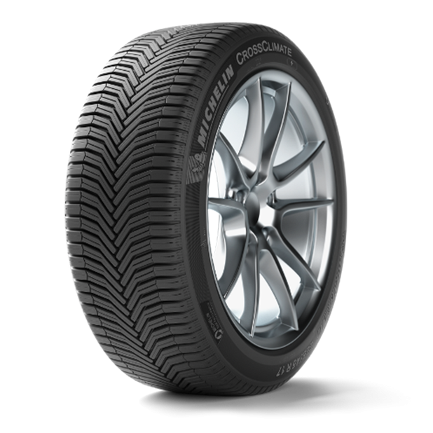 Фото Michelin CrossClimate+