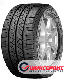 Фото Goodyear Vector 4Seasons Cargo